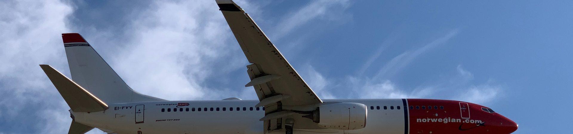 Fly fra Hamborg til Tenerife
